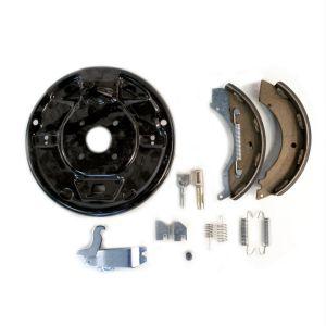 rtn plateau de frein c t droit diam tre 230 mm complet mont avec machoires de frein. Black Bedroom Furniture Sets. Home Design Ideas