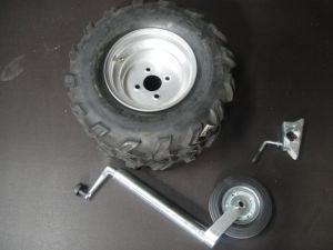 kit roue de secours et roue jockey de 200. Black Bedroom Furniture Sets. Home Design Ideas