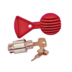 ALKO ANTIVOL AK301-AK351 CLEF AVEC SAFETY BALL